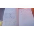 Theo's super Maths work.