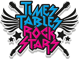 Times Tables Rock Stars is a programme of daily times tables practice set to music.