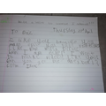 Isaac wrote a letter to YouTube blogger Daz.