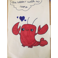 Florrie's lobster helped her with her conjunctions