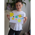 Honor's very colourful solar system