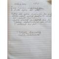 Eadie wrote to determined Florence Nighjtingale.