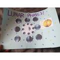 Megan's lunar phases