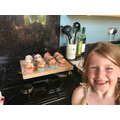 Yummy VE Day baking from Grace.