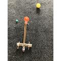 Mya's catapult- amazing design!