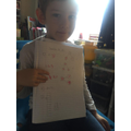 More of Max's amazing Maths!