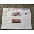 Harrison has researched facts about the Red Arrows