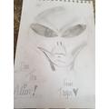 Taylor's artwork.