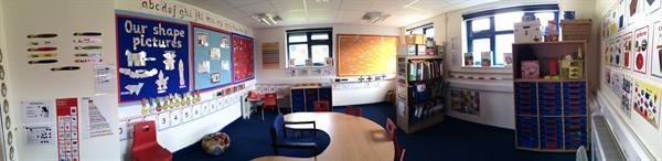 One of our support rooms