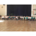 Rainforest Class Assembly.
