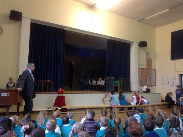 Yr 5 Assembly