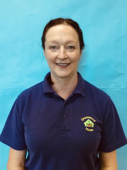 Mrs Matthews, Classroom assitant, Class 3