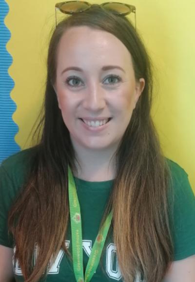 Mrs Trimble- Classroom Assistant