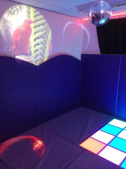 Sensory Light Room