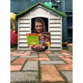 Mrs Wesley's extreme reading entry for World Book Day!
