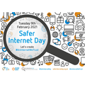 We completed different activities related to Safer Internet Day!