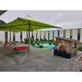 Nursery Outdoor Area!