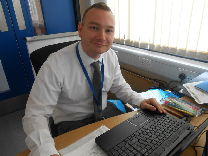Mr Haydon (Assistant Head)