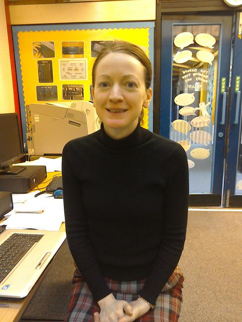 Mrs. Anderson (Year Group Leader)