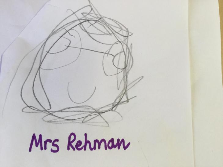 Mrs Rehman, PSA