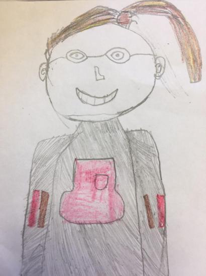Miss Bogue, Class Teacher