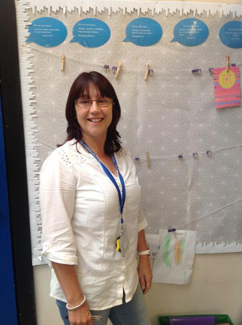 Miss. Foley ( Learning Mentor)