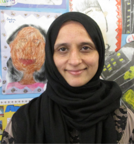 Mrs Ahmed (Pupil Support Assistant)