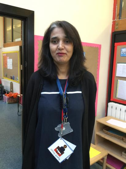 Mrs. Akhter  (Early Years Leader)