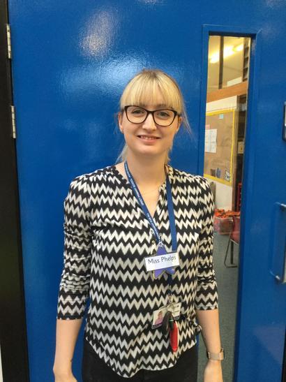 Miss. Phelps (Nursery Year Group Leader)
