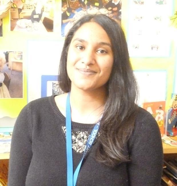 Miss Alderwish (Senior Learning Mentor)