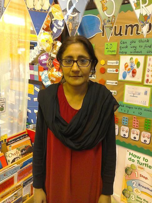 Mrs. Jabeen (RRJ Teacher)