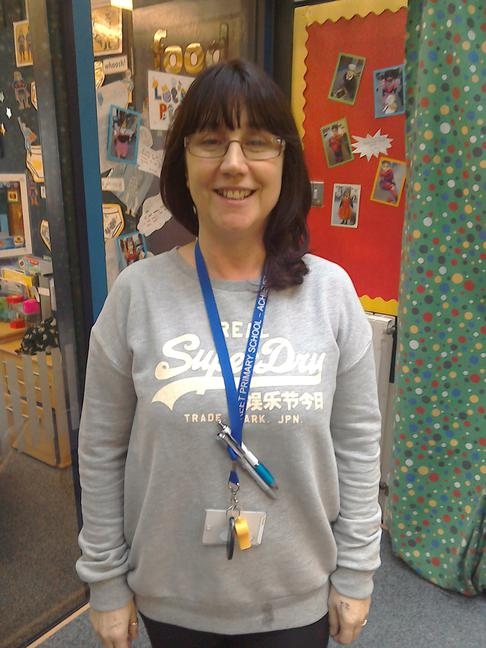Miss. Foley (Learning Mentor)