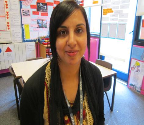 Mrs. Begum (EYTA)