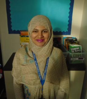 Mrs Asif (PSA)