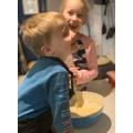 Ottilie & Blythe's banana bread