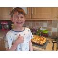 Finn's lasagna