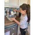 Chloe's banana bread