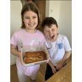 Erin & Finn's banana bread