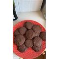 Scarlett's chocolate cookies