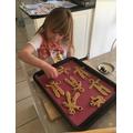 Catherine's gingerbread men