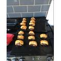 Mrs Myers & Juliet's sausage rolls