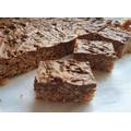 Jamie & Kian's chocolate crispie cakes