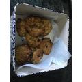 Mrs McLaren's oatie biscuits