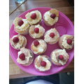 Sue's butterfly cakes