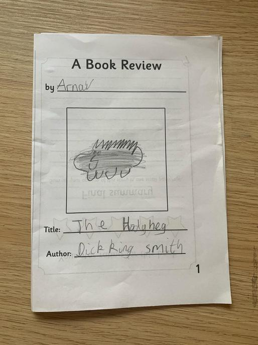 A lovely book review, Arnav. You have answered each questions.