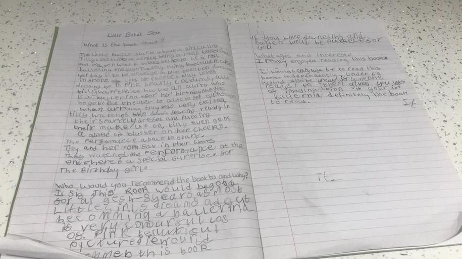 Wow - Phoebe. What a great book review with so much detail. Well done.