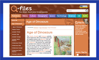 Q-files Dinosaurs