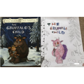 The Gruffalo's Child by Rohan