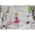 Princess Rosebud by Erin