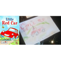 The Little Red Car by Hari